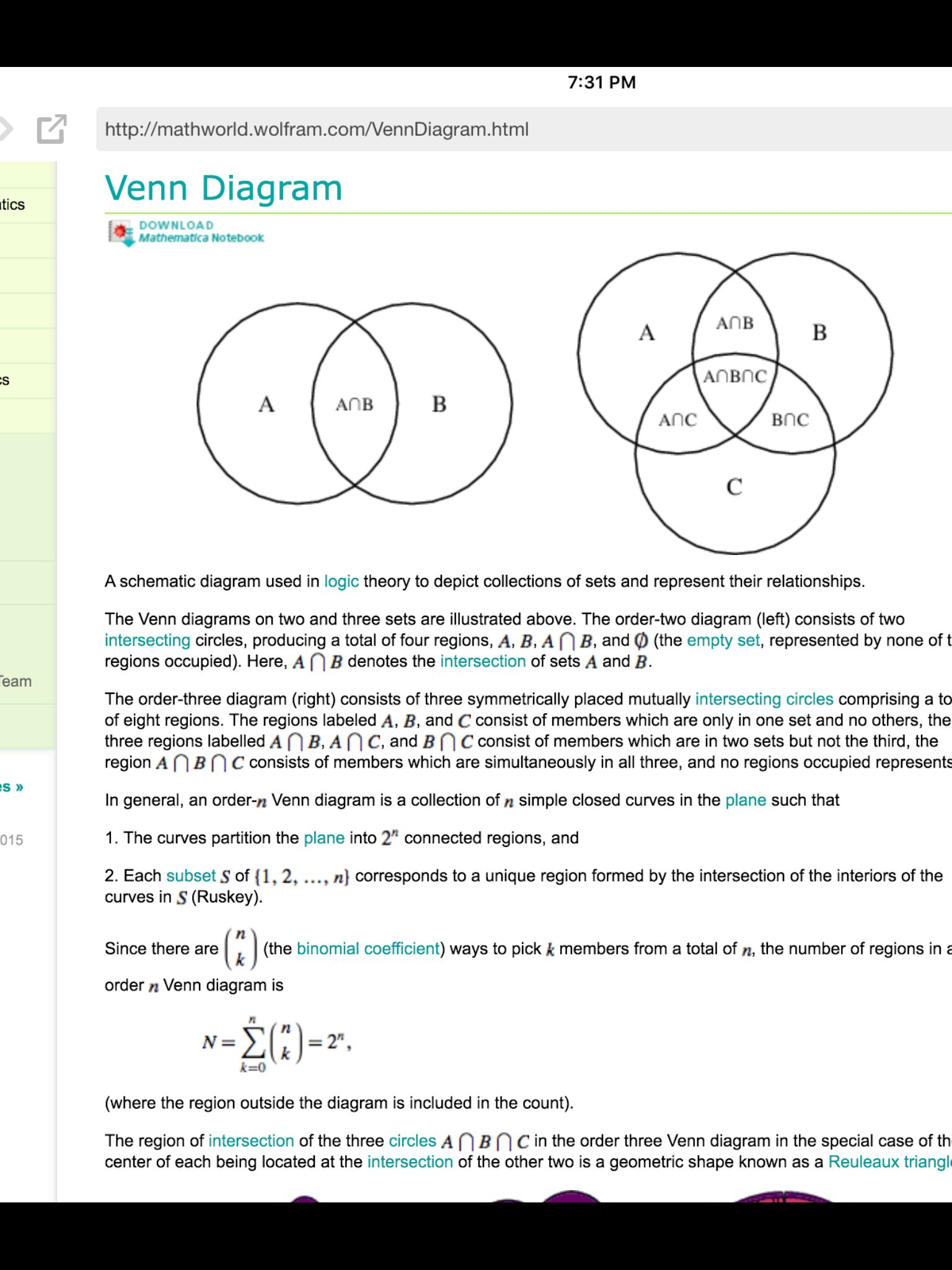 Venn diagrams mathematics pinterest venn diagrams venn diagrams pooptronica Gallery