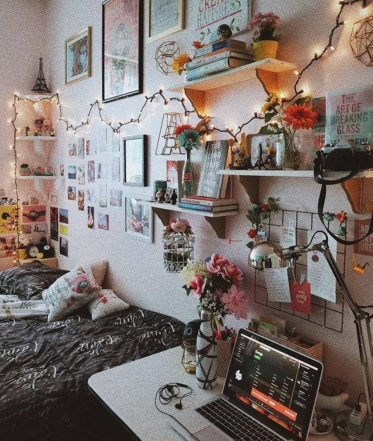 Zimmereinrichtung (Tag) #cutedormrooms