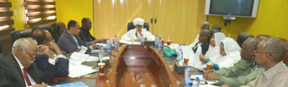 اللجنة العليا لمؤتمر الجاليات تعقد اجتماعها وتطمئن على موقف ترتيبات المؤتمرله