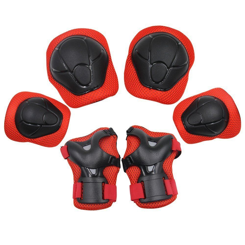 cf5ccb1de92a6 Amazon.com : [KuYou] Sports Protective Gear Safety Pad … | Sports ...