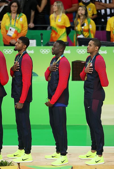 ¿Cuánto mide Carmelo Anthony? - Altura - Real height 78145f6057c5890419914443d21541fa