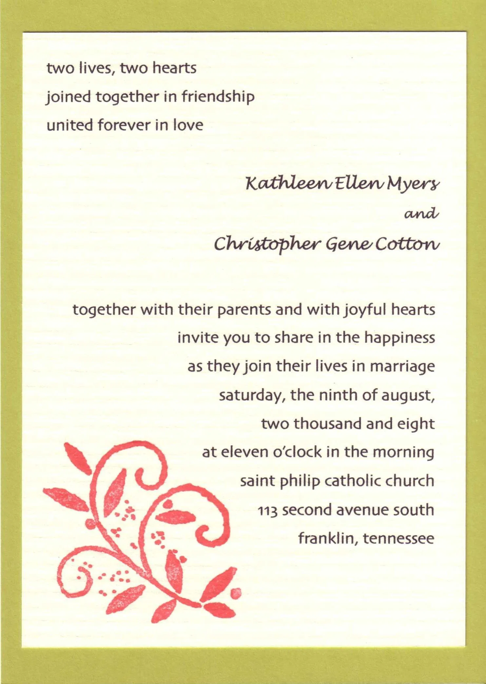 Anniversary Invitation Wedding Invitations Cards Wording Card Second Wedding Invitations Wedding Invitation Card Wording Unique Wedding Invitation Wording