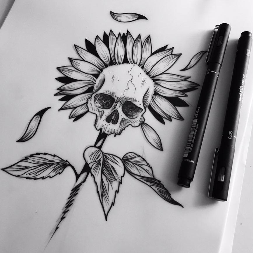 Pin De Andy Palafox En Tattoo Pinterest Tatuajes Dibujo Y Calaveras