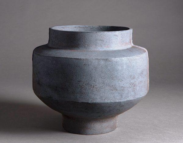 Full and Beyond Time: Sylvie Enjalbert's Coiled Pots - Ceramic Arts Network