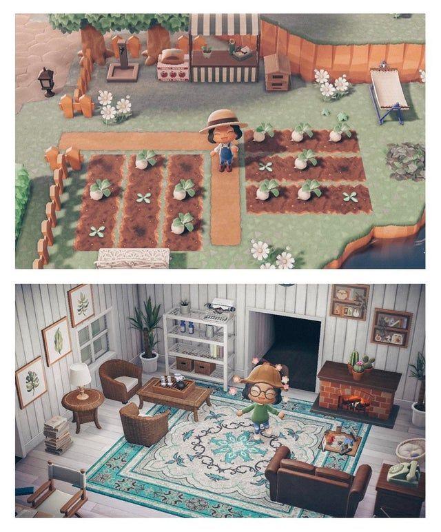 Pin on Animal Crossing Decoration/Islands on Animal Crossing Kitchen Island  id=78629