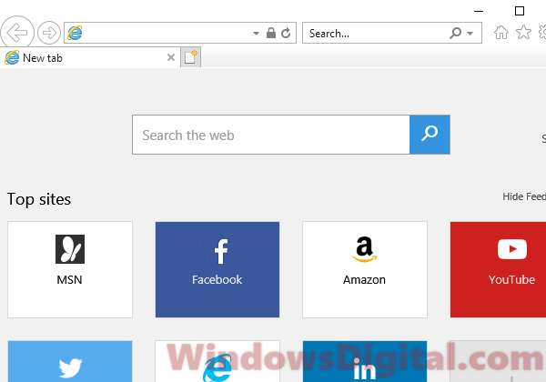 is internet explorer 12