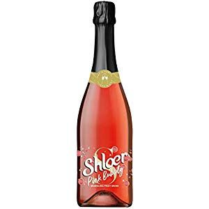 Shloer Pink Bubbly Sparkling Fruit Juice Drink 750ml Bottle - Non Alcoholic - Popping Cork Opening Cupboard Pasta-Pulses Cupboard Spices-Seasonings Cupboard Minerals-Supplements Capsules Water Cupboard Supplies Mixes Flour-Mixes Supplies Tools Cloths-Wipes Cupboard
