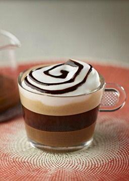 Cappuccino Dulce de Leche*