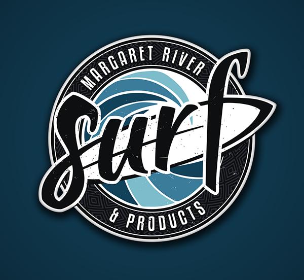 Surf Logo on Behance   Kinomê   Pinterest   Surf logo ...