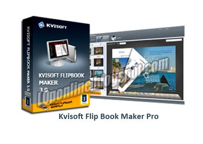 kvisoft flip book maker pro 3.6.5.0 full-version download