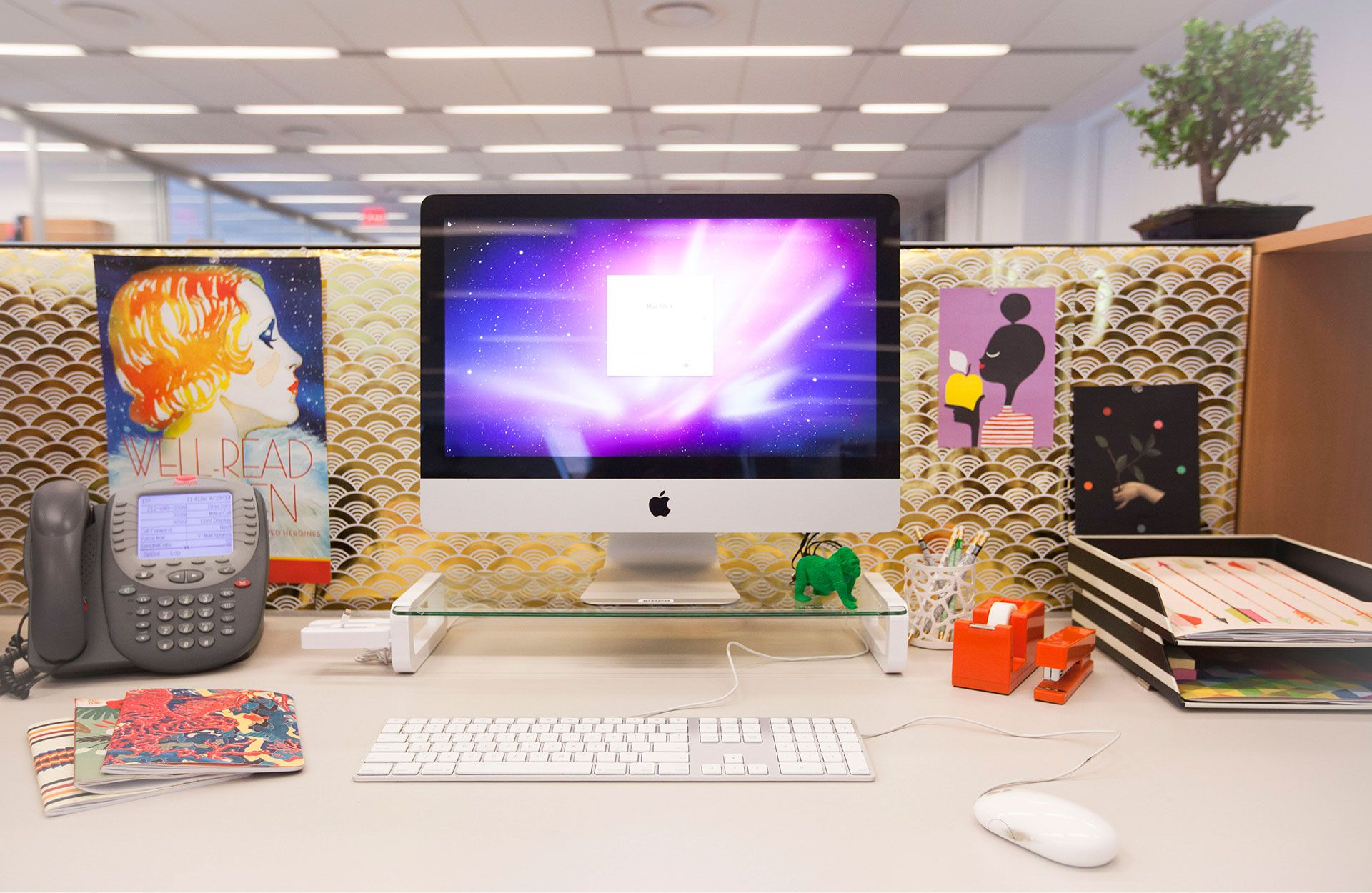 office cubicles should be nicely decorated and attractive. I Have To Admit, It\u0027s Nice A Pretty Office Cubicles Should Be Nicely Decorated And Attractive