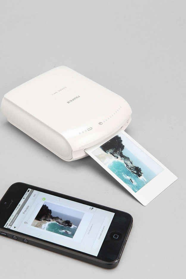 An instant smartphone printer for all of your polaroid-worthy snaps