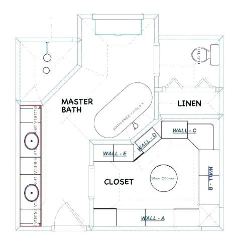 Best Image Result For 10X10 Master Bath With Closet Bathroom 400 x 300