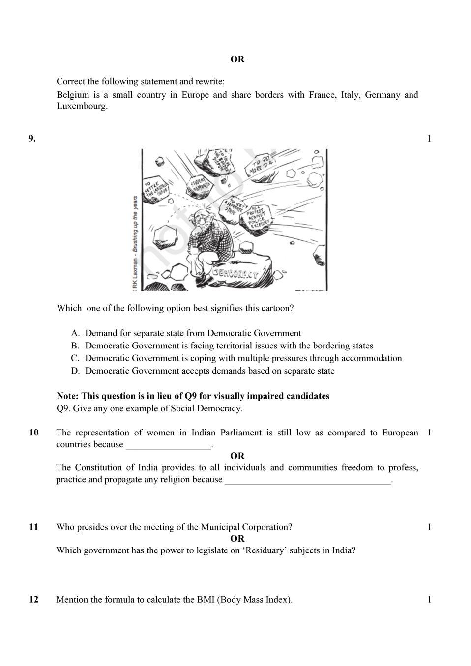 Test Of Genius Worksheet Answers B 78 - worksheet