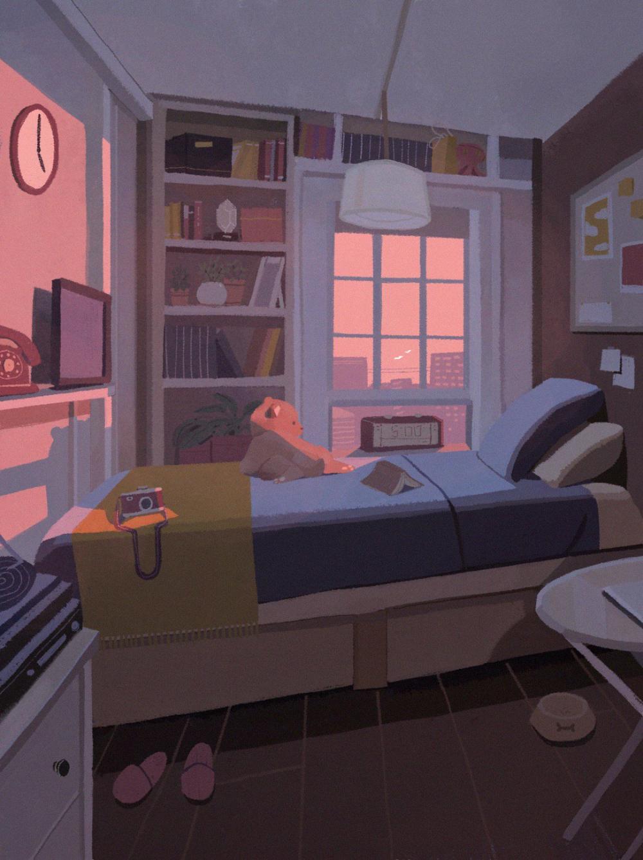 Google Image Result For Https I Pinimg Com Originals A8 A1 D2 A8a1d2a38fa1fdd8f3182e313b111815 Png Aesthetic Bedroom Bedroom Wallpaper Anime Anime Scenery