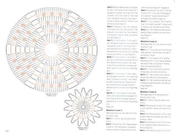 Manteles de ganchillo: Fotos de patrones y diseños  (13/15)   Ellahoy