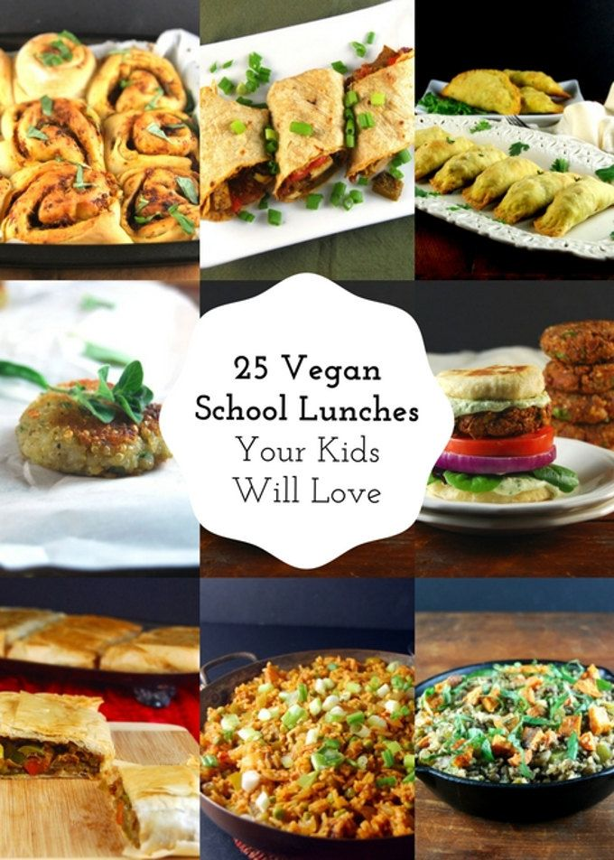 25 Vegan School Lunches Your Kids Will Love Holy Cow