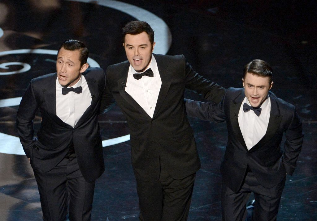 Joseph Gordon-Levitt - 85th Annual Academy Awards - Show
