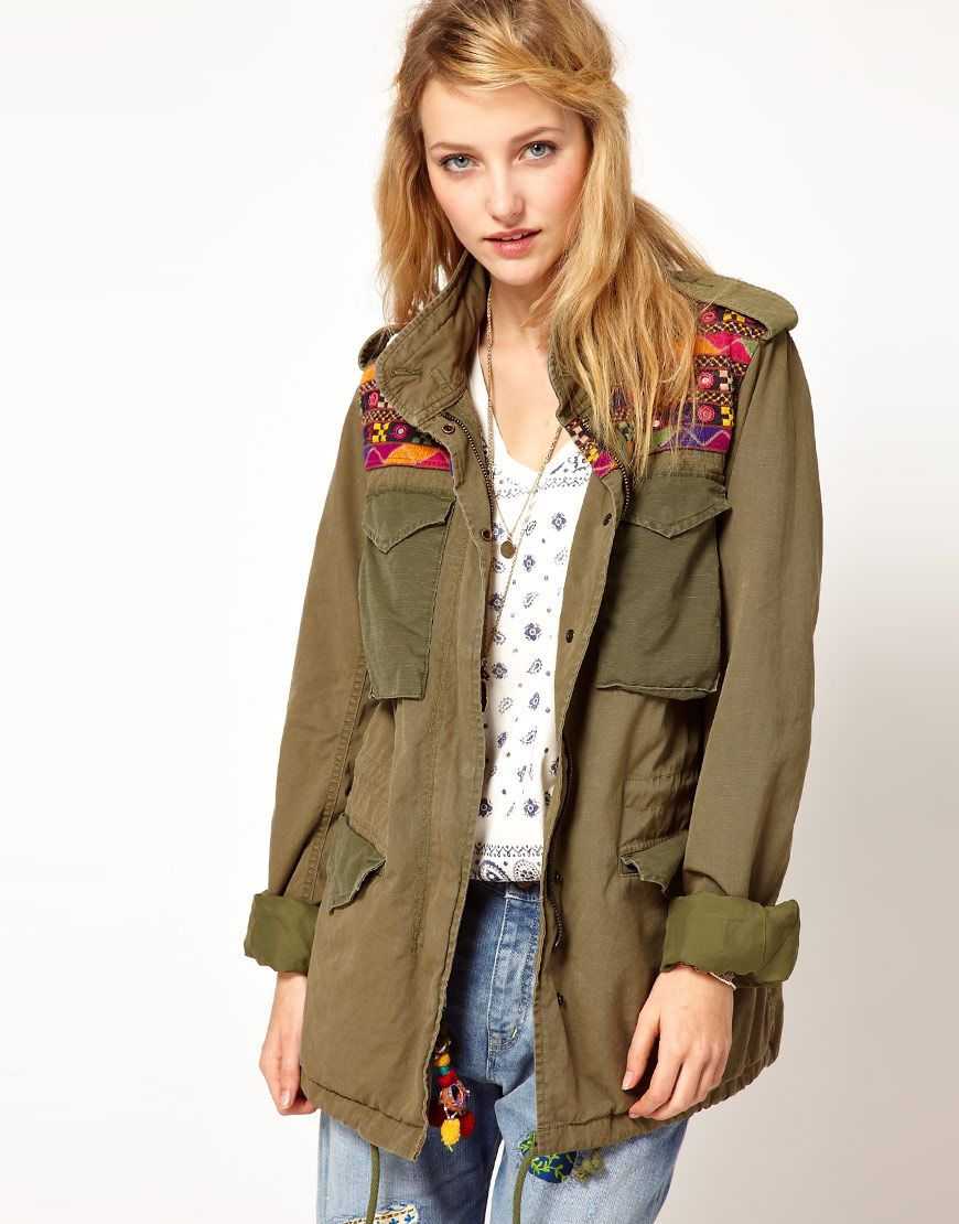 Denim & Supply By Ralph Lauren Jacket With Embroidery | SHOP