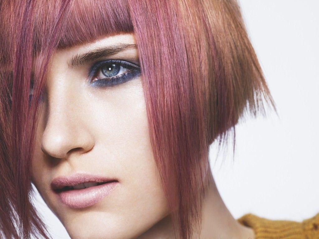 Schwarzkopf Professional Pearlescent Girls Hairstyle
