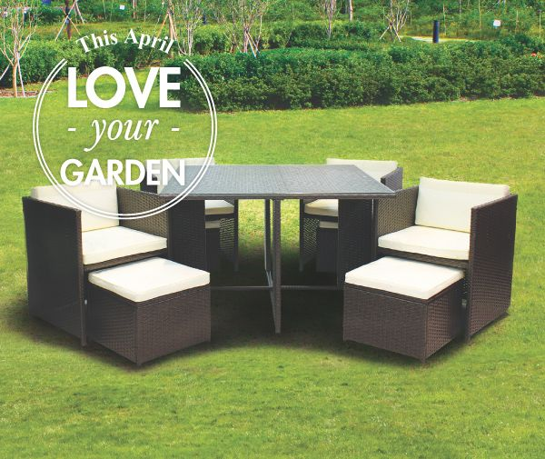Half Price Rattan Garden Furniture At Homestore More Rattan Garden Furniture Outdoor Furniture Sets Furniture