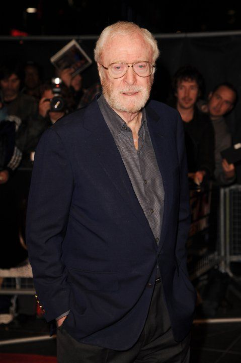 Michael Caine at event of The Double (2013)