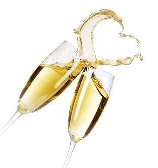 Facebook Champagne Wine Wallpaper Wedding Champagne Glasses