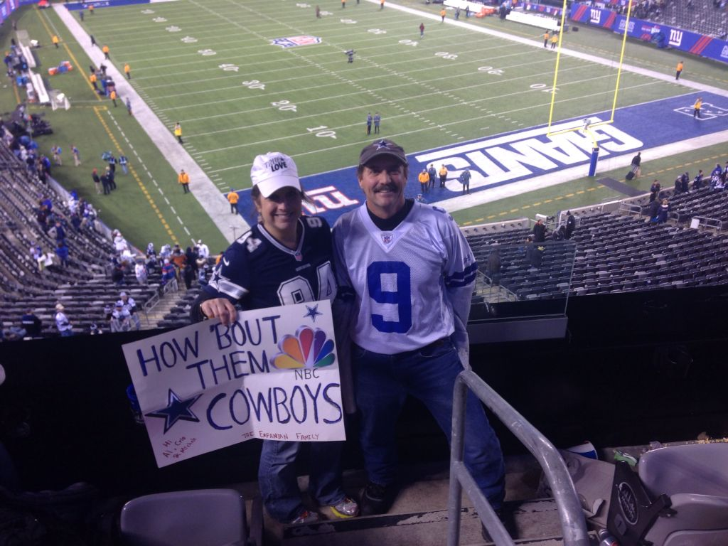 Great win at MetLife stadium 11/23/14! It Was nice to shut some of those obnoxious Giants fans up!