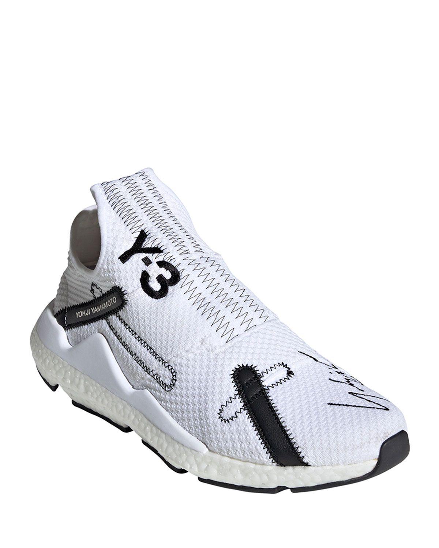 0c8832c17d6be Y-3 MEN S REBERU SOCK KNIT SNEAKERS.  y-3  shoes