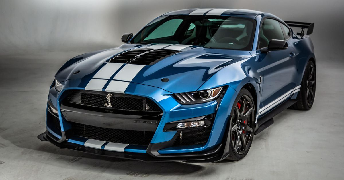 2020 Ford Mustang Shelby Gt500 Is A Friendlier Brawler Ford Mustang Shelby Gt500 Ford Mustang Shelby Shelby Gt500
