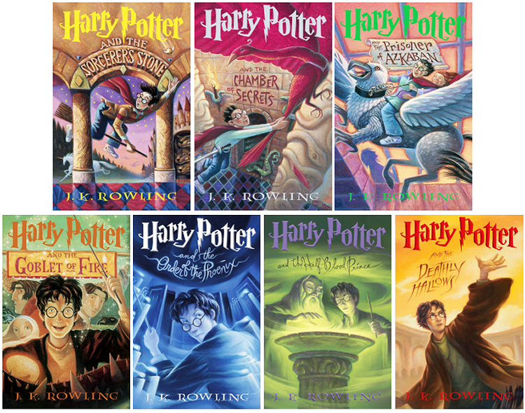 Us Covers For Harry Potter Retrospective Of Harry Potter Book Covers Harry Potter Book Covers Harry Potter Book Set Harry Potter Books Series