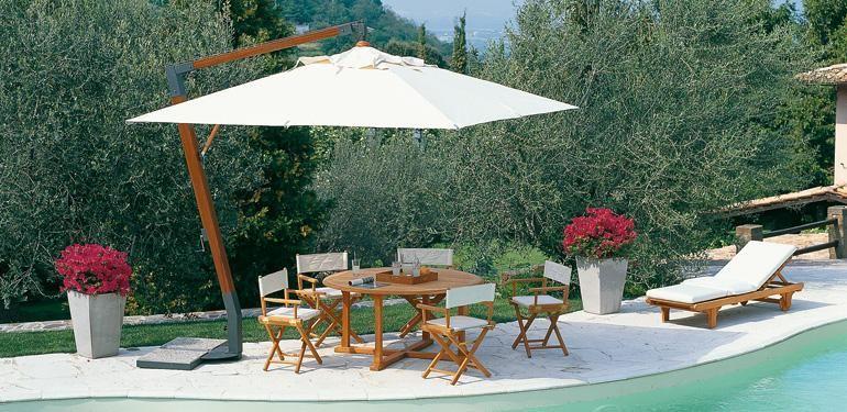Ombrelloni Da Giardino Unopiu.Garden Umbrellas Martin Unopiu Garden Furniture Garden