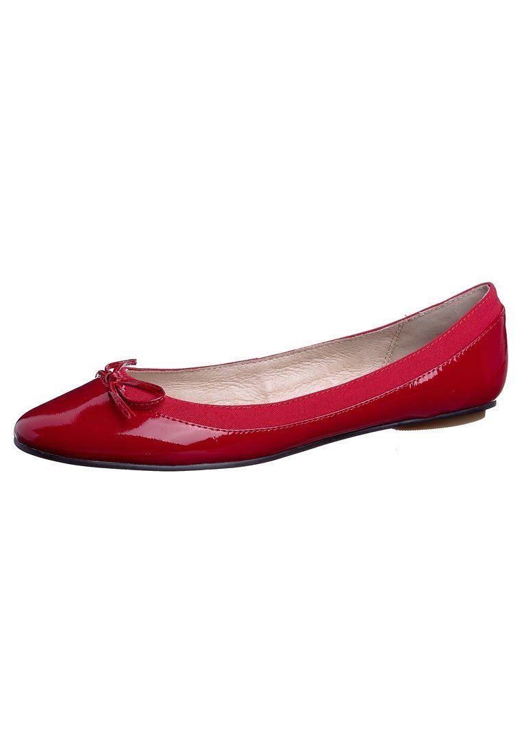 ec1c0a1c804331 Bailarinas - red ferrari @ Zalando.es 🛒 | my perfect shoes | Shoes ...