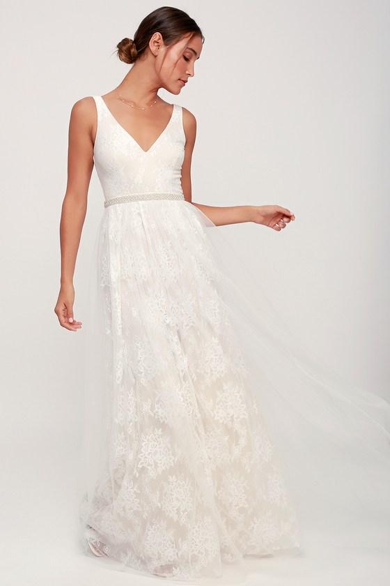 22+ Ivory lace dress ideas