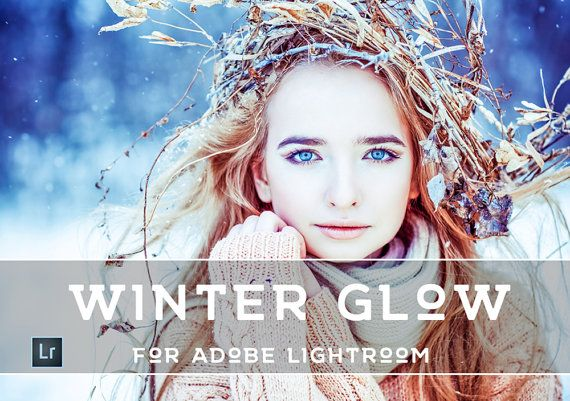 Hey, I found this really awesome Etsy listing at https://www.etsy.com/listing/471532922/30-winter-glow-lightroom-presets
