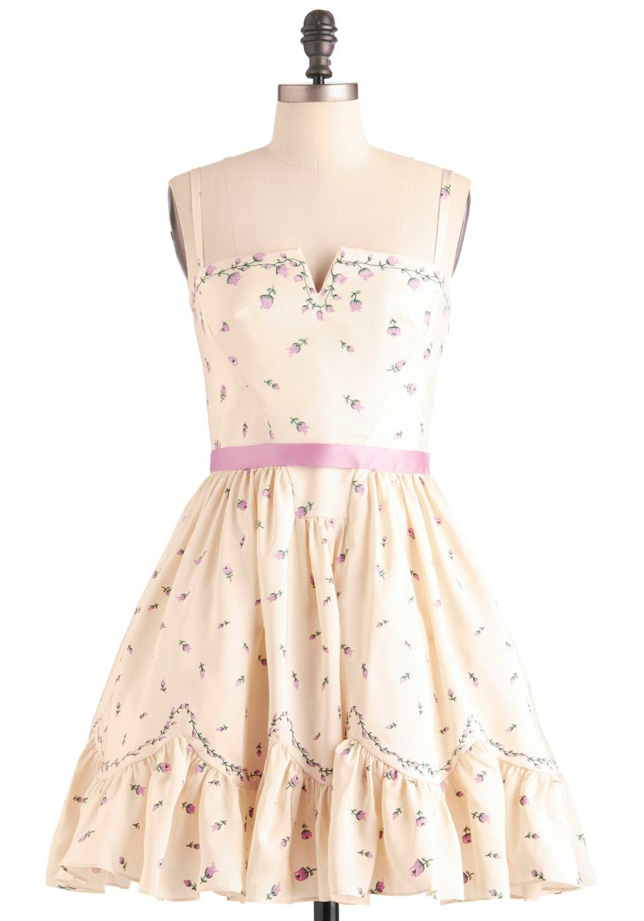 235c6452f0 Betsey Johnson It s a Toss-Up Dress by Betsey Johnson - Short