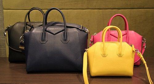 2fba246200be How to tell a fake Givenchy  Antigona bag http   www.spotbags