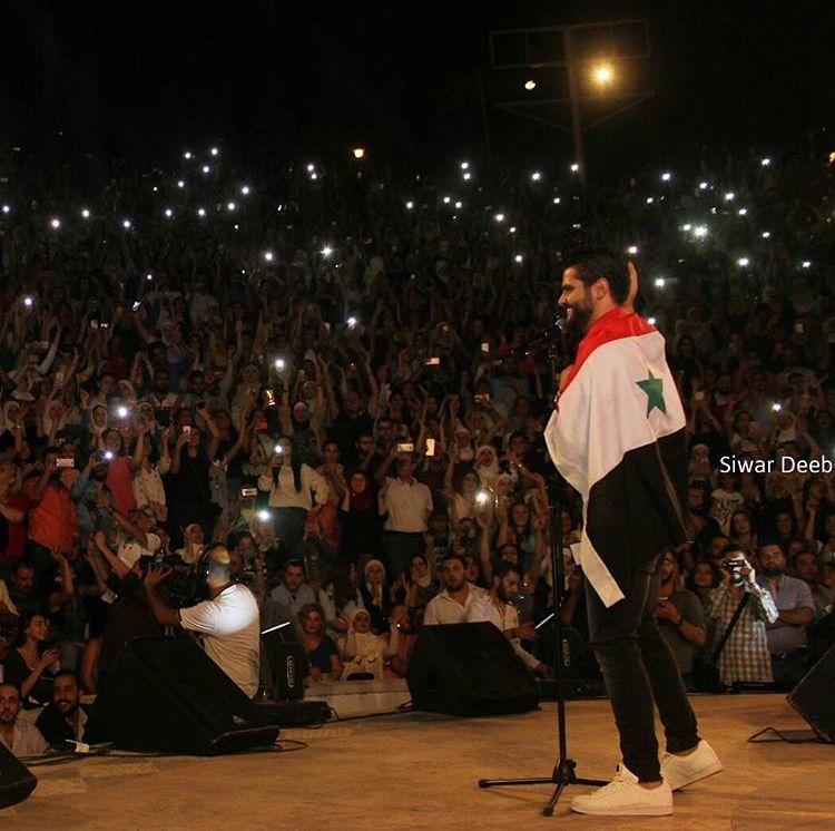 Nassif Syria Syria Concert Actors