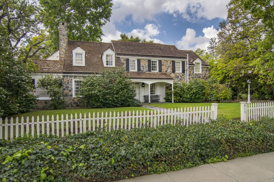 An Old Hollywood Home Listed For Million Gary