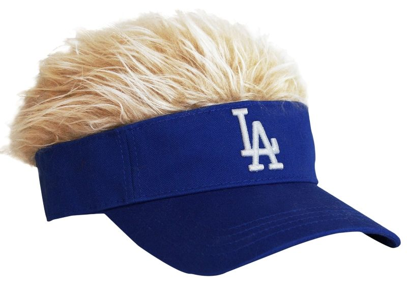 f444580c LA Dodgers Flair Hair Hat by Concept One Accessories #Dodgers ...