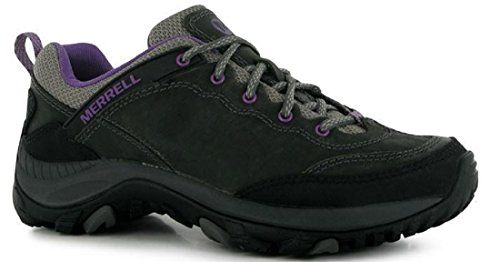 2182e1669dd Ladies Merrell Salida Trekker Women's Walking Shoes Shoes UK 4 US 65 **  More info could be found at the image url.