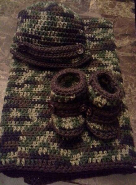 Photo of New crochet baby boy camo girls Ideas