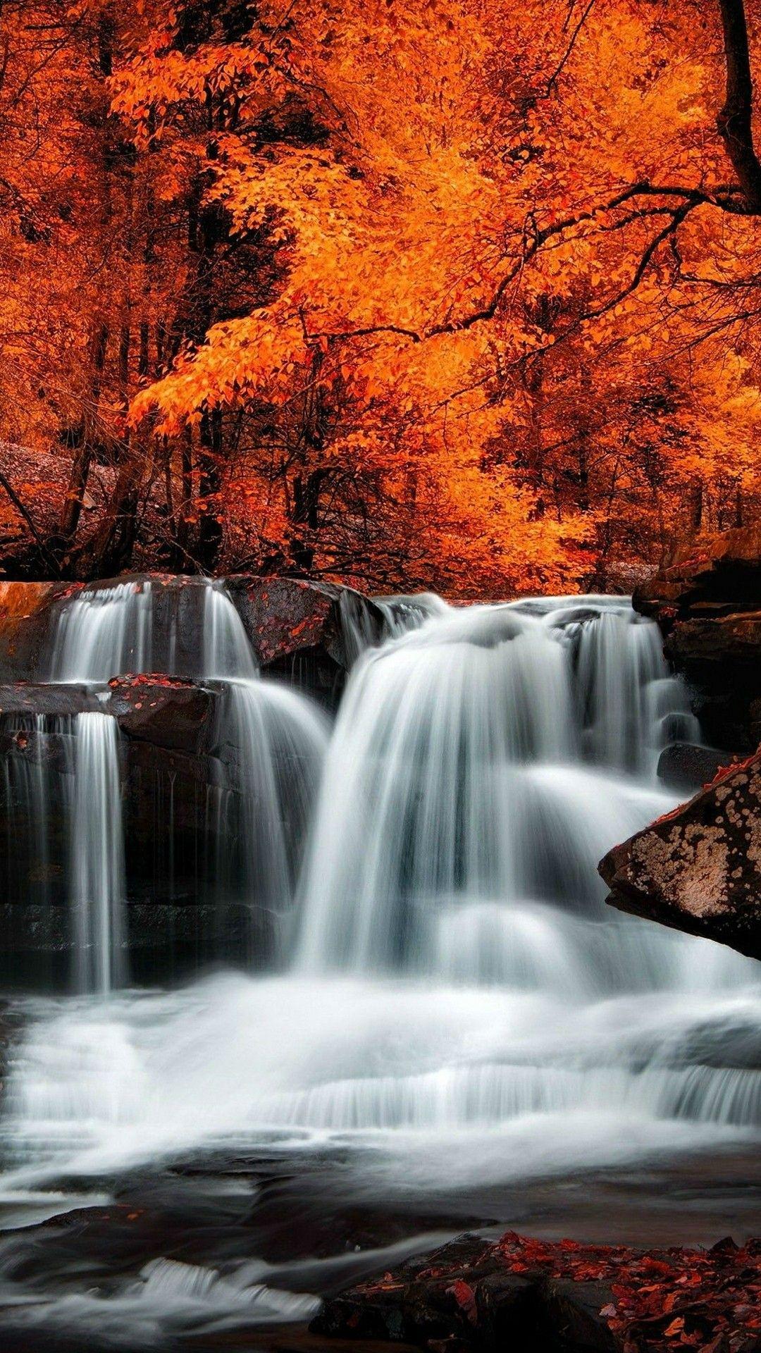 So Pretty Waterfall Beautiful Nature Waterfall Photography