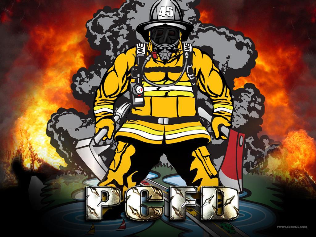 HD Firefighter Wallpaper 1024x768 Firefighting Wallpapers 37