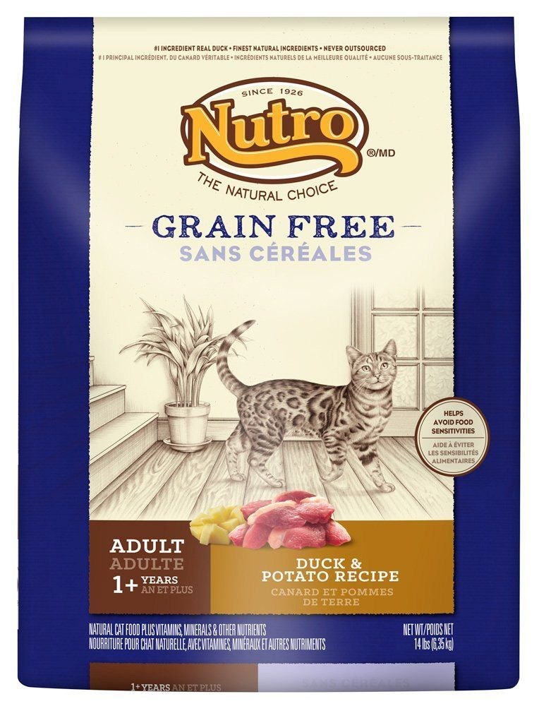 Nutro specialized care adult dry cat food discover