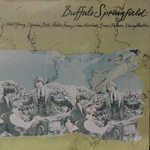 Buffalo Springfield Buffalo Springfield Collection 1973 This 2 Lp 23 Track Compilation Presents Their Very Best Work A Album Covers Country Rock Album