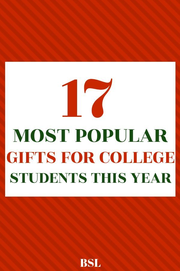 Gifts for College Students: 17 Best Gifts According To ...