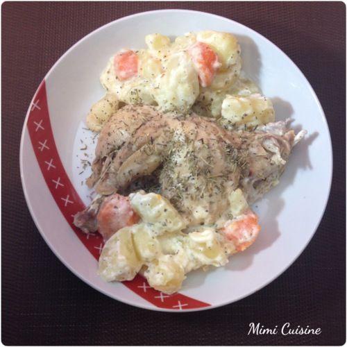 Cuisses de poulet aux saveurs du sud Recette Cookeo - Mimi Cuisine