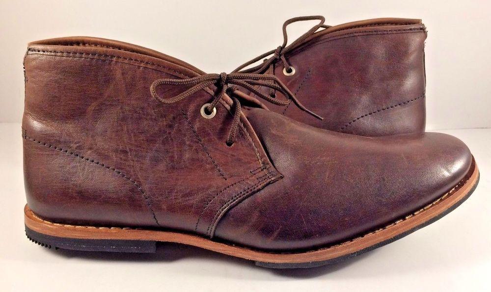 474b3070b72 Timberland Boot Company Brown Wodehouse Lost History Chukka Boots Men Size  US 9M  TimberlandBootCompany  Chukkas