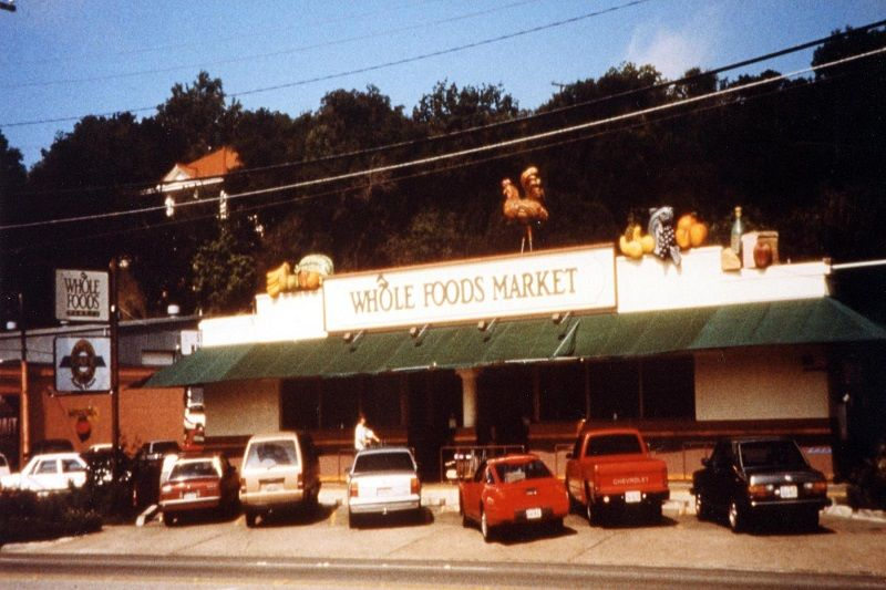 Humble beginnings for austins whole foods whole food
